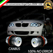 LAMPADE LED CREE 20W ANGEL EYES BMW SERIE 1 E87 fino al 2007 PRE LCI CANBUS