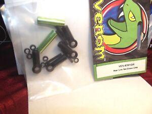 Venom Ven Creeper Rear Link Set Green CPR Ven 8391gr