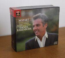 RARE Mozart Sonates pour Piano Daniel Barenboim CDS 7 47336 8 Made in Japan