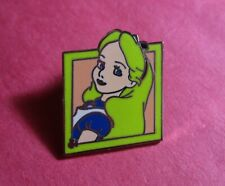 Alice in Wonderland Classic Characters Diamond Series Hidden Mickey Disney Pin