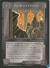 Middle-Earth CCG MECCG TWH The White Hand The Black Council