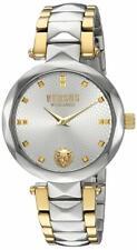Versus by Versace Women's SCD100016 'COVENT GARDEN' Quartz Stainless Steel Watch