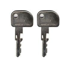 Ibm 9957 Key Register Cash Drawer Key Set Set Of 2 Replacement Keys