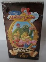 Jim Hensons Mother Goose Stories Old King Cole Jack and Jill VHS 2004 6 Tales