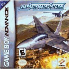 Nintendo GameBoy Advance Spiel - Air Force Delta Storm Modul