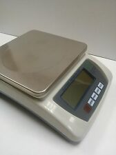 6000 x 0.1 GRAM Digital Balance Scale Ounce Troy Gold Silver - Tree HRB 6001