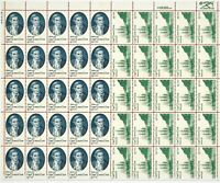 US SCOTT #1732-1733 - SHEET OF 50 Stamps x 13 CENTS CAPTAIN JAMES COOK 1978 MNH