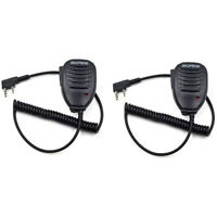 2X Original BaoFeng Speaker Microphone UV-5R BF-888S GT-3TP Walkie Talkie Radios