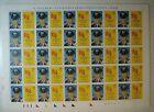 1998 Italia Esposizione Mondiale di Filatelia 800 lire Foglio Intero MNH**
