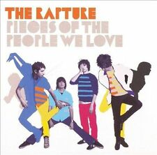 The RAPTURE Pieces Of The People We Love CD