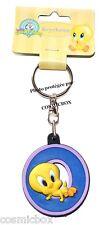 Porte clés TITI figurine Baby Looney Tune initiale O keychain Warner Bros figure
