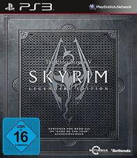 The Elder Scrolls V: Skyrim -- Legendary Edition (Sony PlayStation 3, 2013,...
