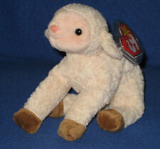 TY EWEY the LAMB  BEANIE BABY - MINT with MINT TAG