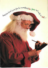 Christmas Holiday Cards G-Gallery Santa has heard your plea for something juicy