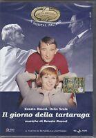 Dvd **IL GIORNO DELLA TARTARUGA** con Renato Rascel nuovo 1966
