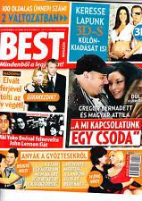 MADONNA ,VANESSA PARADIS, JOHN LENNON, SANDRA BULLOCK   Hungarian  magazine