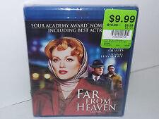 Far From Heaven (Blu-ray, Canadian, Region A,  2011) NEW