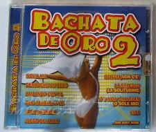 BACHATA DE ORO 2 - CD Sigillato