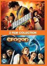 Dragonball Evolution Eragon 5039036045278 DVD Region 2 P H