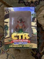Crash Bandicoot Dashboard Bobble Head Nitro Fueled CTR 2019 bobblehead exclusive
