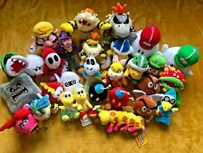 Mario Kart Tour Plush Collection - Choice of 26 Character Soft Toys - BRAND NEW