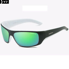 DUBERY 1418 Men's Polarized Night Vision Sunglasses With Spectacle Case Y7