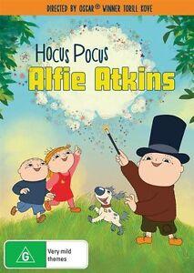 Hocus Pocus Alfie Atkins (DVD) NEW/SEALED