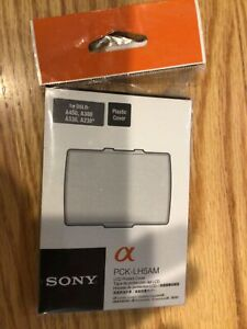 Sony PCK-LH5AM LCD Screen Protect Plastic Cover