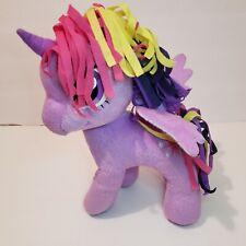 "My Little Pony Twilight Sparkle 7"" Unicorn Pegasus Stuffed Plush Toy 2014"