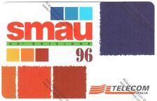 SCHEDA TELEFONICA PHONE CARD TELECOM, Convegno SMAU '96 - L. 5.000 - 1996 nuova