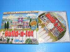 BUILD-A-LOT (PC, 2007) CD Video Game