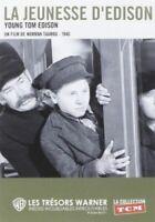 DVD : La jeunesse d'Edison - NEUF