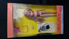 Customized Bratz doll with background Beach Bailey