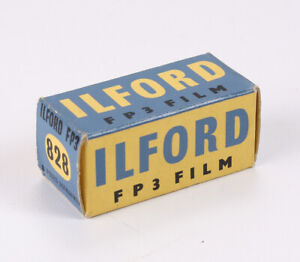 ILFORD 828 FP3, EXPIRED OCT 1959, SOLD FOR DISPLAY ONLY/cks/215293