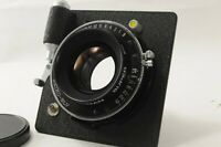 EXC+3 HORSEMAN SUPER ER 120mm f/5.6 TOPCON Lens from JAPAN by DHL #1709