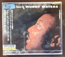 Muddy Waters- CD Japanese Import, The Best Of Muddy Waters, New Sealed
