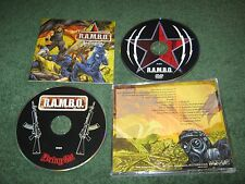 R.A.M.B.O. - Bring It (cd / dvd set)
