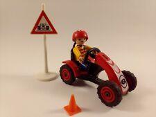 sympa voiture kart enfant cheval 4759 playmobil ( loisirs , jouet , parc) 0586