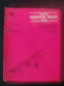 1970 JOHN DEERE 327 336 337 346 347 BALER 33 BALE ELEVATOR OPERATORS MANUAL