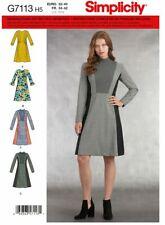 Schnittmuster Simplicity Nr 7049 Mantel oder Jacke