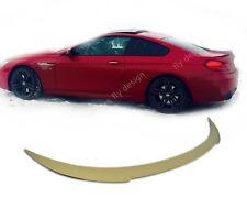 BMW 640i 650i 640 650 xDrive F13 M6 SPOILER HECKSPOILER Lippe Lip becquet -Typ V