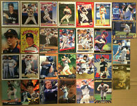 JEFF BAGWELL LOT of 35 Rookie insert base cards 1991 HOF NM+ Houston Astros UD