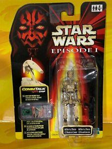 Star Wars - Episode 1 - Battle Droid Battle Worn (Europe)