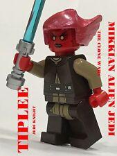 LEGO STAR WARS JEDI TIPLEE 100% LEGO CUSTOM GEONOSIS ARMY BUILDER TIPLARS SISTER