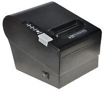 Arkscan AS80USE High Speed 80MM POS USB Serial Ethernet  LAN Receipt Printer