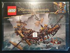 LEGO® (71042) 1 x Bauanleitung aus Set Silent Mary