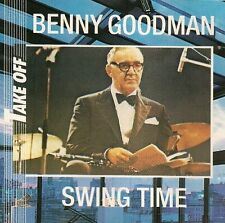 Benny Goodman Swing time (16 tracks) [CD]