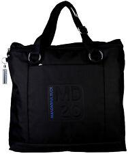 Shoulder Bag Man Woman Black Mandarina Duck MD20 Top Handle Black 15116TV4651