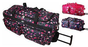 Reisetasche Koffer Bordcase Trolley Handgepäck Tasche 43L 52 x 32 x25 Bordgepäck