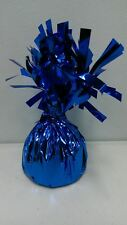 FOIL BALLOON WEIGHT 160 GRAMS - BLUE - EACH